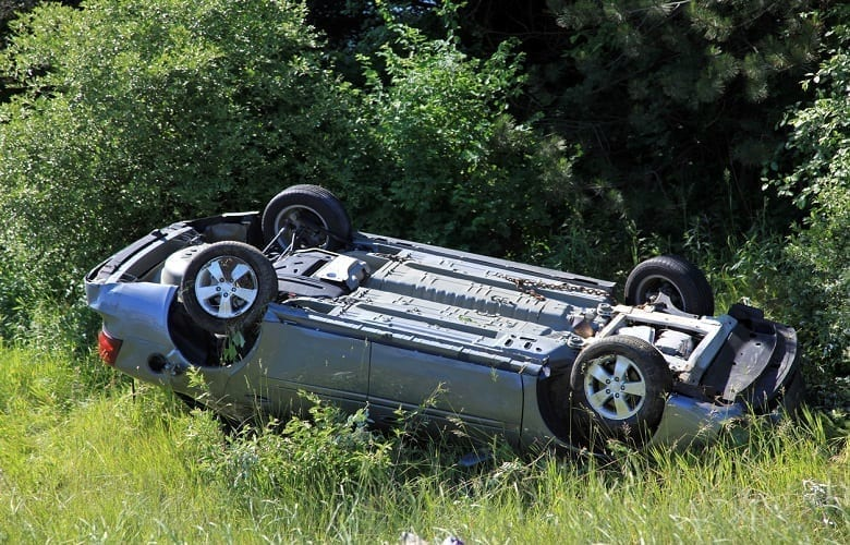 flipped-car-accident