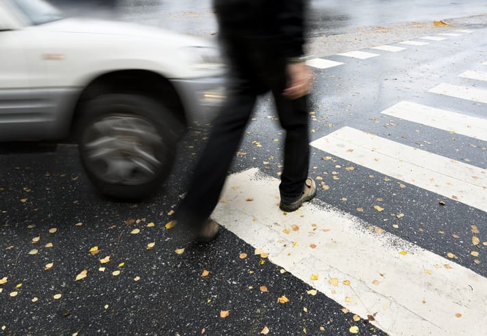 Pedestrian Accident Law Firm