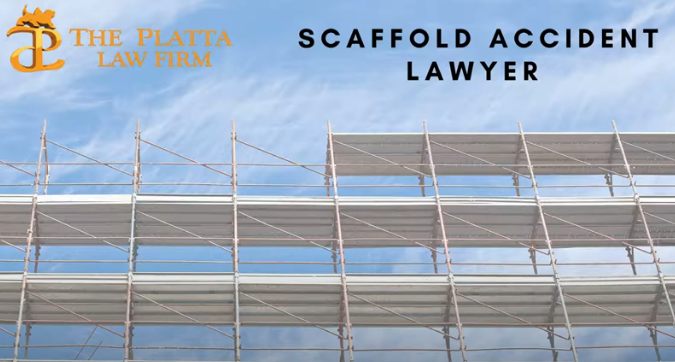 Scaffold Accident Video