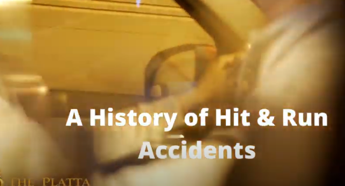 Hit and run video