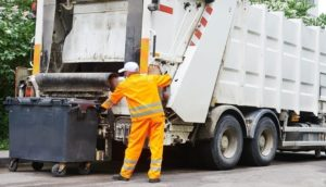 Accident-Involving-Garbage-Truck
