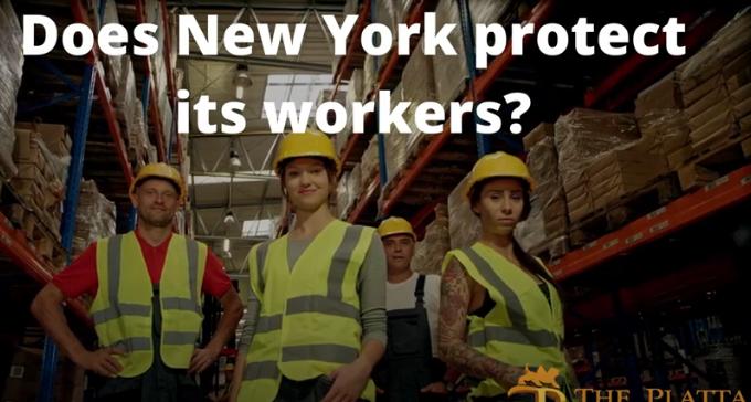 New York labor laws video