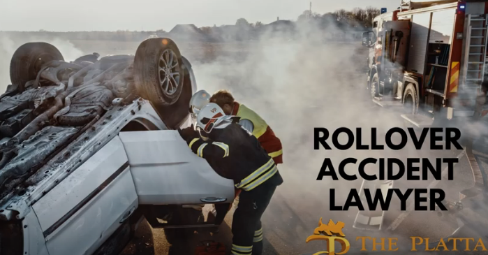 Roll Over Accident Video