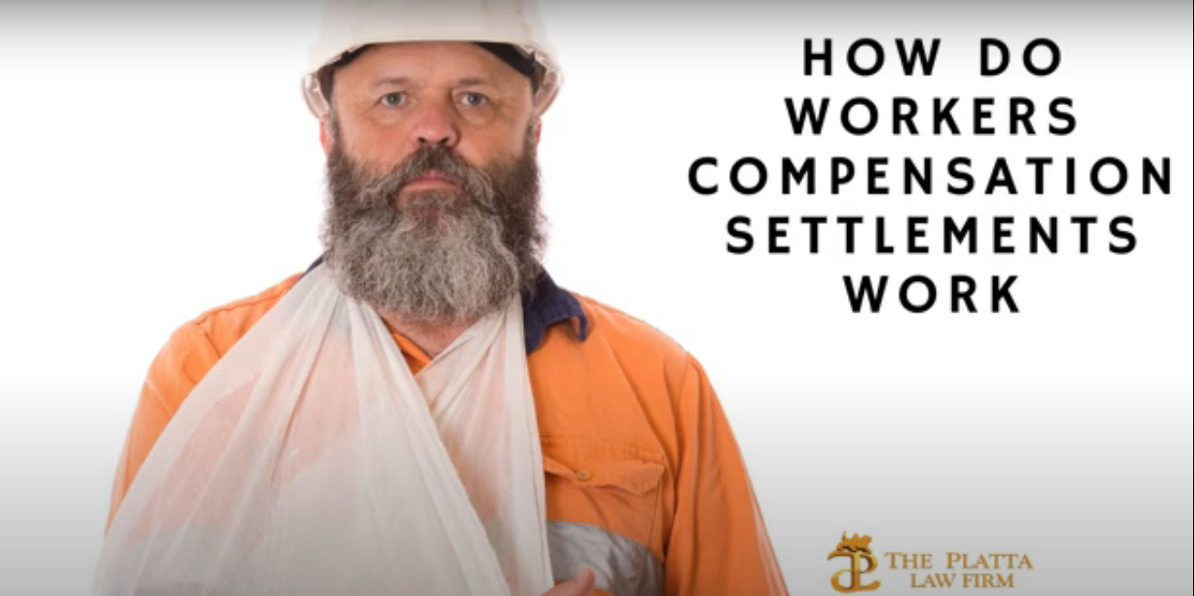 Workers comp settlement video