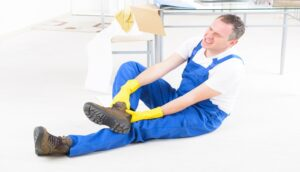 What is the average workers comp ankle injury settlement?