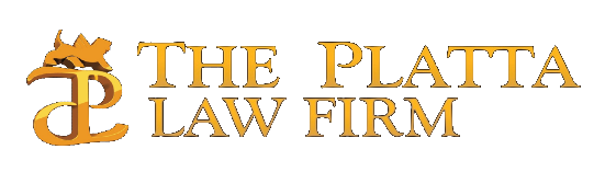 The platta law firm logo